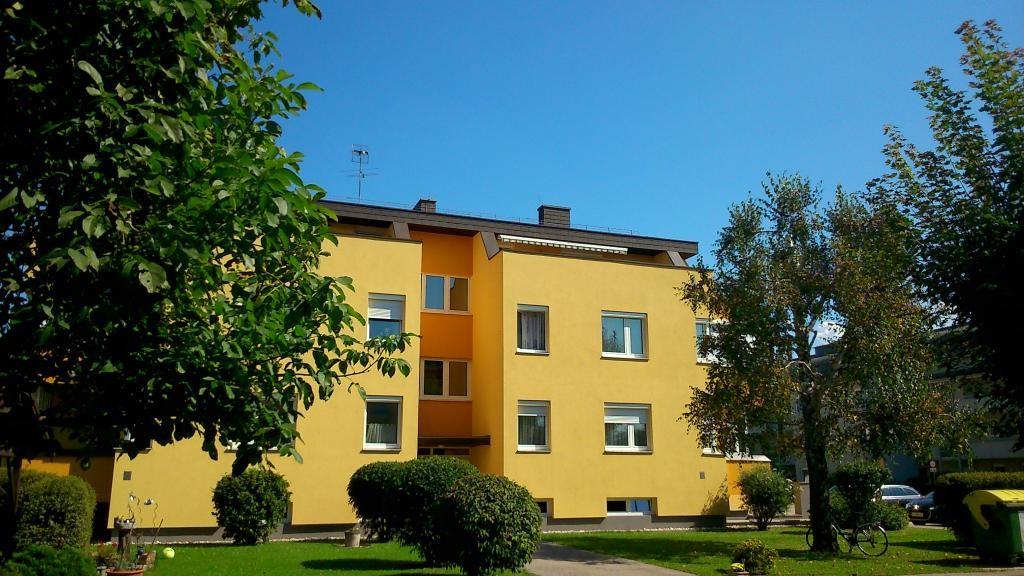 Terrassenwohnung, klein und fein!