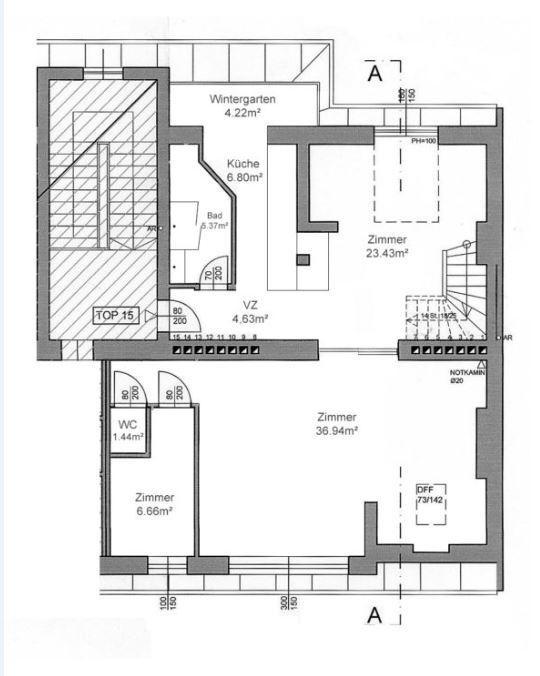 Stylische Dachgeschosswohnung mit Terrasse in Perchtoldsdorf! /  / 2380Perchtoldsdorf / Bild 3