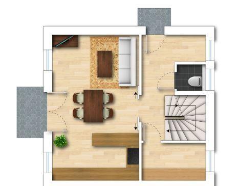 jpgcnt ---- PROVISIONSFREI: schöne Neubau-Doppelhaushälfte mit großer Terrasse und Garten /  / 1230Wien / Bild 4