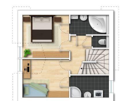 jpgcnt ---- PROVISIONSFREI: schöne Neubau-Doppelhaushälfte mit großer Terrasse und Garten /  / 1230Wien / Bild 5
