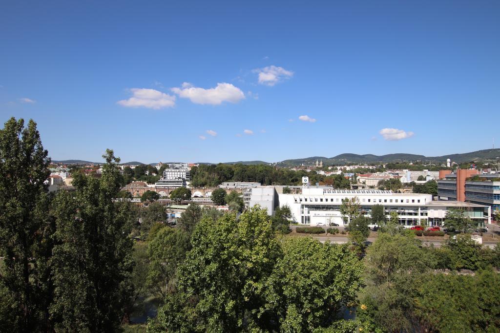 1200 Wohnung zu kaufen am Donaukanal: 2 Zimmer, Loggia, Panorama - Ausblick!! 7.OG /  / 1200Wien / Bild 4