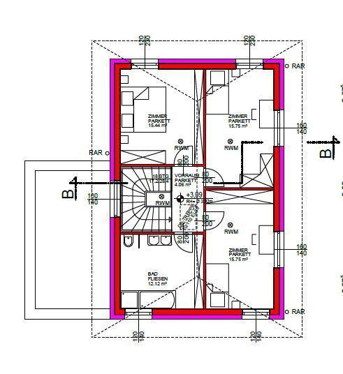 PROVISIONSFREI _ SCHLÜSSELFERTIG _ VILLA  inkl. Baugrund  +  GARAGE _ GRÜN- / RUHELAGE /  / 2231Strasshof an der Nordbahn / Bild 6