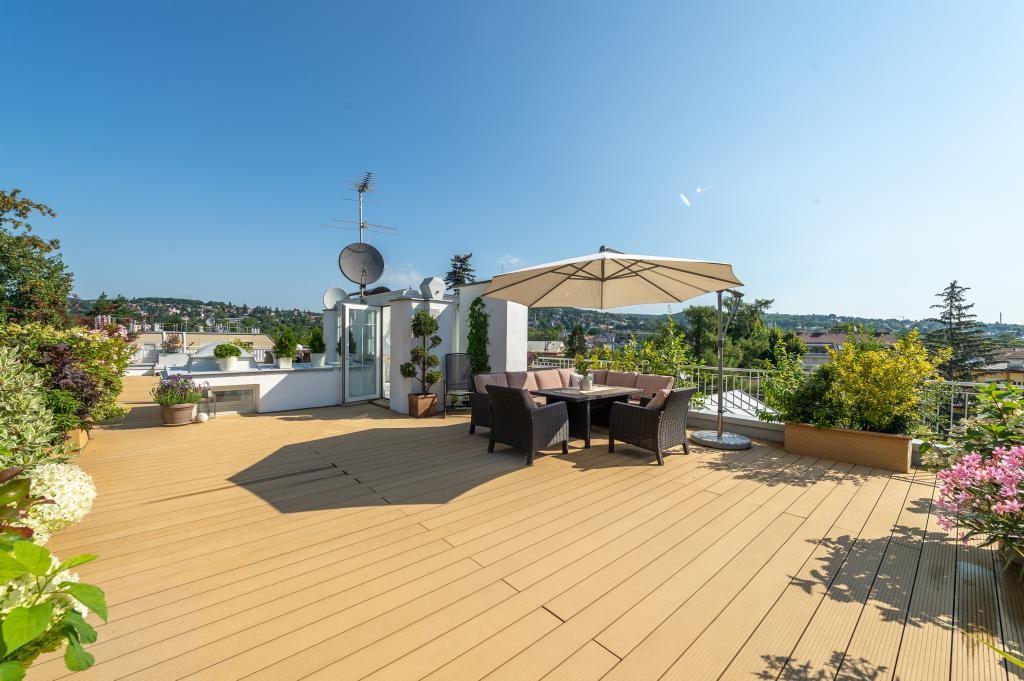 jpgcnt ---- Elegante 4 Zimmer Dachgeschoßwohnung / 70 m² wunderschöner Terrasse / Wienblick / Lainzer Tiergarten /  / 1130Wien, Hietzing / Bild 3