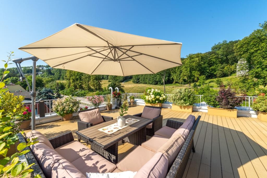 jpgcnt ---- Elegante 4 Zimmer Dachgeschoßwohnung / 70 m² wunderschöner Terrasse / Wienblick / Lainzer Tiergarten /  / 1130Wien, Hietzing / Bild 4