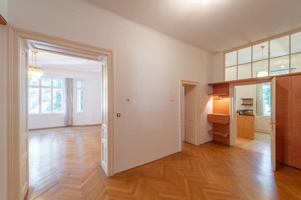jpgcnt ---- Hietzinger Cottage - Rarität - Große Jugendstilwohnung /  / 1130Wien, Hietzing / Bild 0