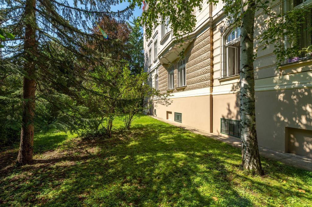 jpgcnt ---- Hietzinger Cottage - Rarität - Große Jugendstilwohnung /  / 1130Wien, Hietzing / Bild 7