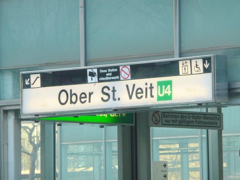 jpgcnt ---- OBER ST.VEIT - LOGGIA und BALKON - VILLENETAGE - NÄHE U4 OBER ST. VEIT /  / 1130Wien, Hietzing / Bild 15