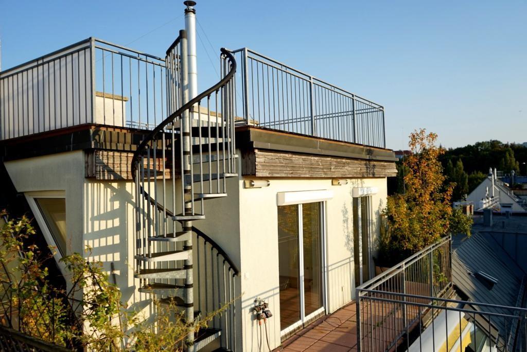 jpgcnt ---- Lichtdurchflutete DG Terrassen-Wohnung in zentraler Lage Döbling /  / 1190Wien / Bild 16