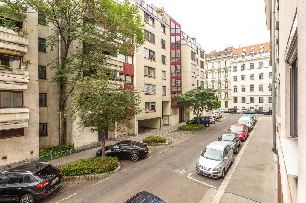 jpgcnt ---- Singles und Studenten aufgepasst - Neubau-Garconniere in sehr guter Innenstadtlage nahe TU! /  / 1040Wien, Wieden / Bild 0
