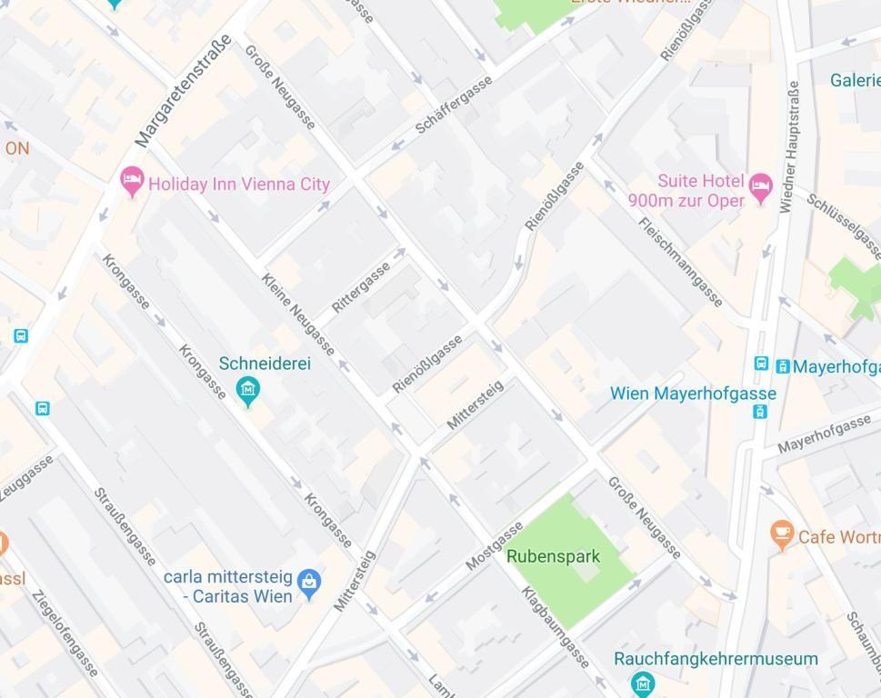 jpgcnt ---- Singles und Studenten aufgepasst - Neubau-Garconniere in sehr guter Innenstadtlage nahe TU! /  / 1040Wien, Wieden / Bild 2