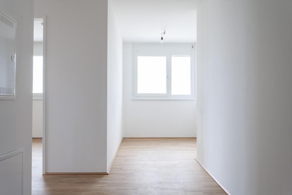 jpgcnt ---- Achtung Neubau :-) Wohlfühlzone im 10.Stock mit 10m² Loggia! Erstbezug! /  / 1110Wien / Bild 2