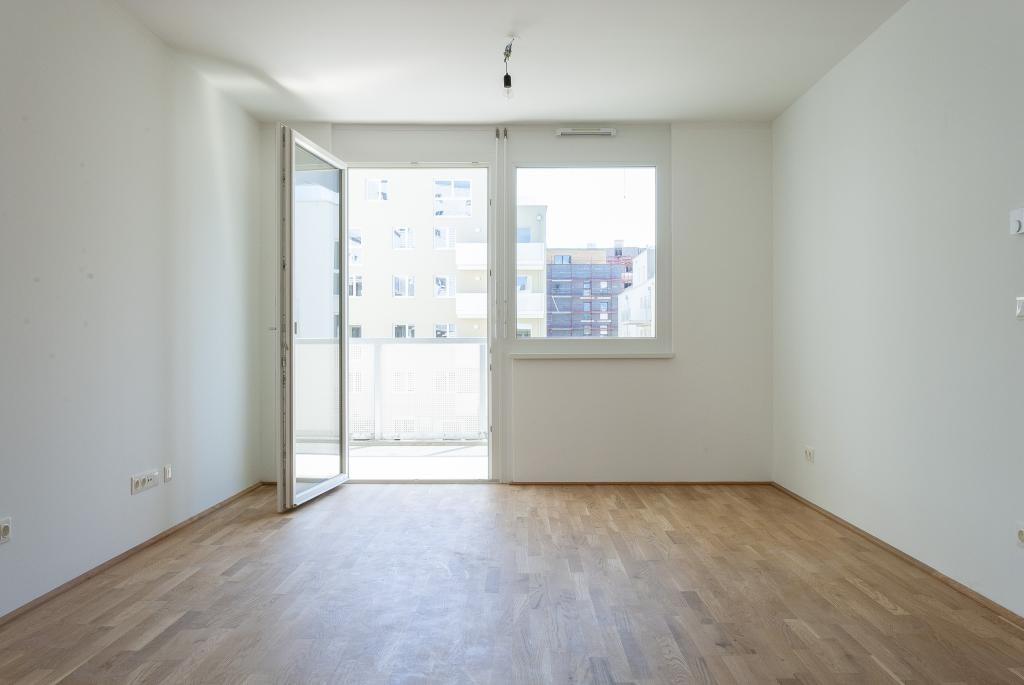 jpgcnt ---- Erstbezug! Neubau! Balkon! Moderner Grundriss! /  / 1110Wien / Bild 0