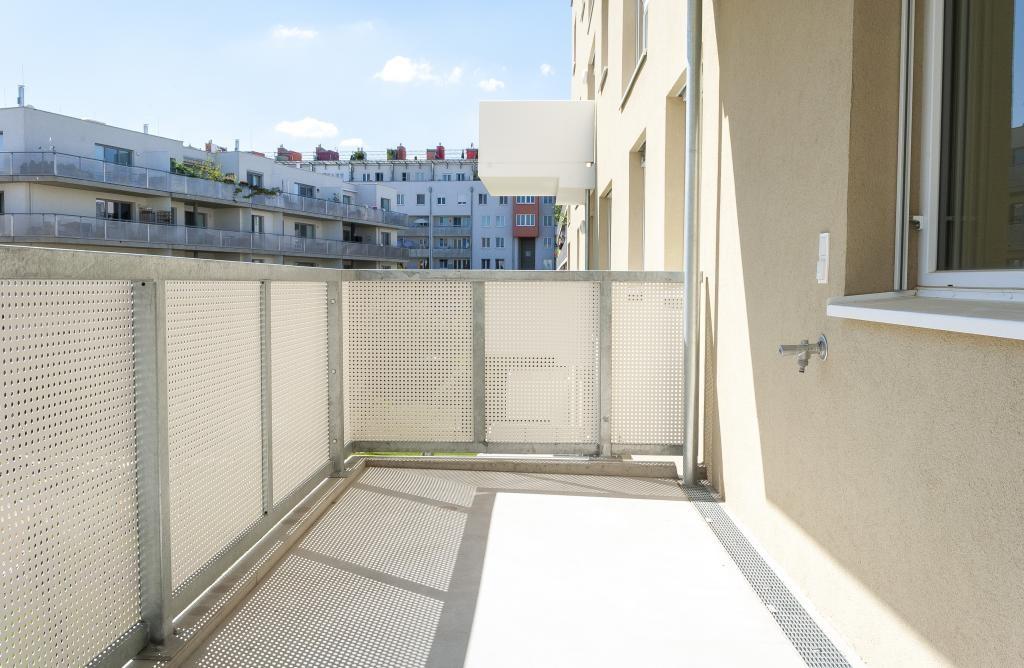 jpgcnt ---- Erstbezug! Neubau! Balkon! Moderner Grundriss! /  / 1110Wien / Bild 1