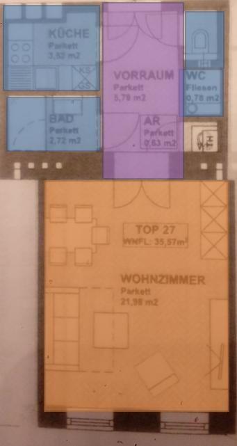 """""""Single Wohnung!"""" /  / 1030Wien / Bild 2"""