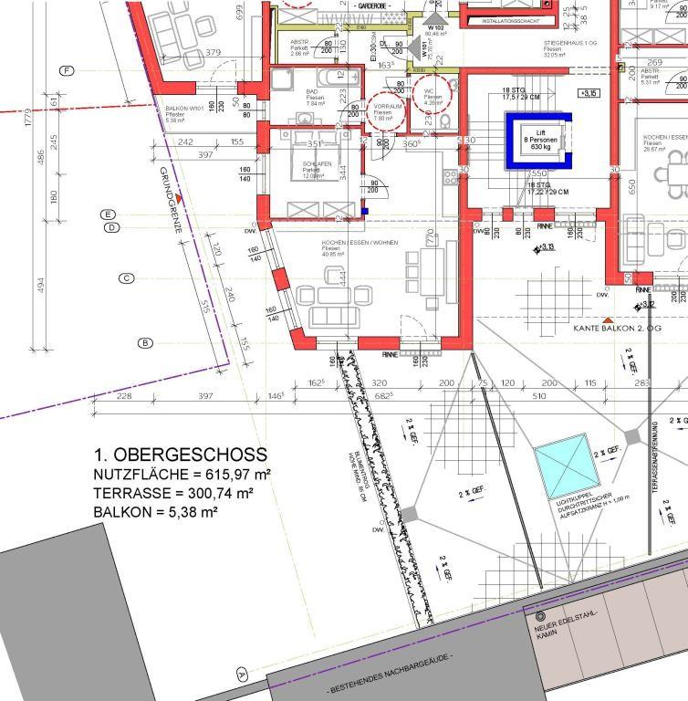 Neubauwohnung - zentrumsnahes Wohnen Hopfergründe /  / 5280Braunau am Inn / Bild 0