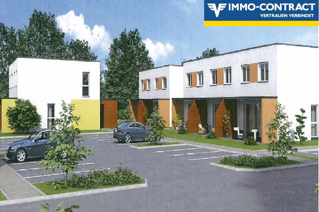 Geförderte Reihenhäuser in sehr schöner, neuer Wohnhausanlage! /  / 3250Wieselburg / Bild 1