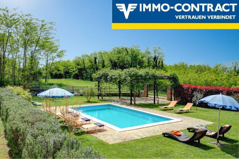 LIMSKI ZALJEV ,Herrliche Villa,,MAJA`` mit Pool /  / 52448Sveti Lovre? / Bild 0