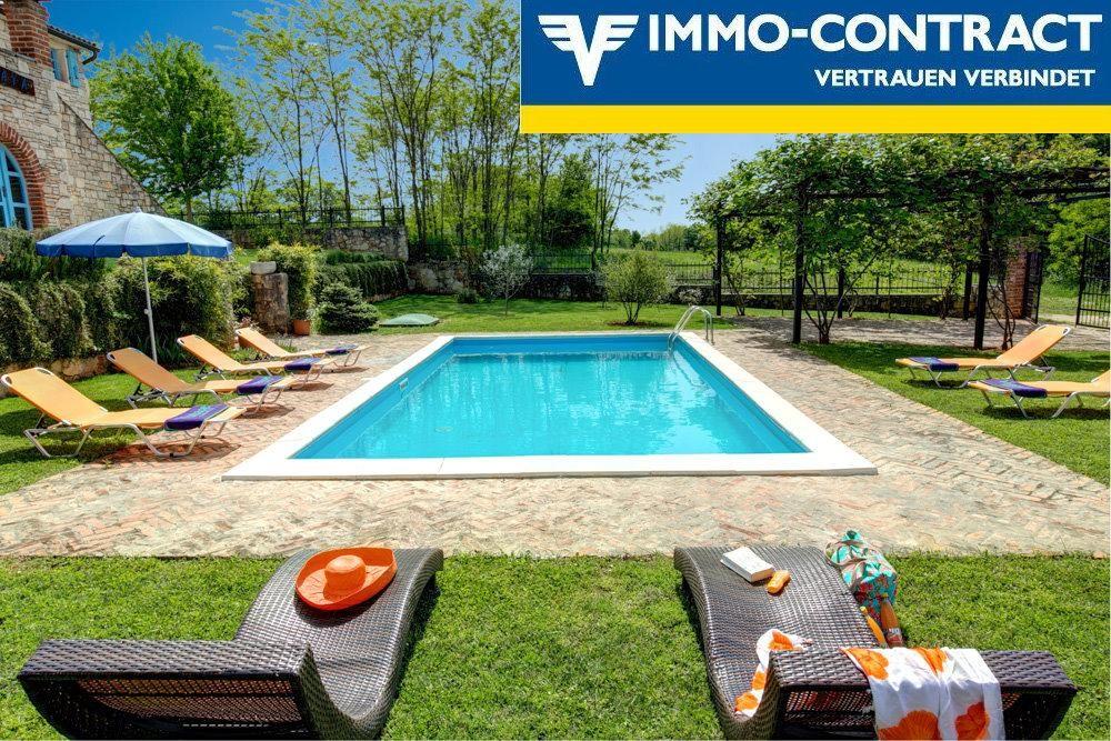 LIMSKI ZALJEV ,Herrliche Villa,,MAJA`` mit Pool /  / 52448Sveti Lovre? / Bild 3