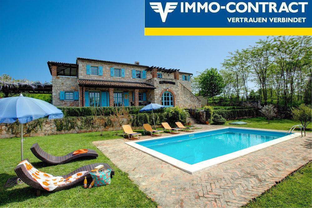 LIMSKI ZALJEV ,Herrliche Villa,,MAJA`` mit Pool /  / 52448Sveti Lovre? / Bild 6