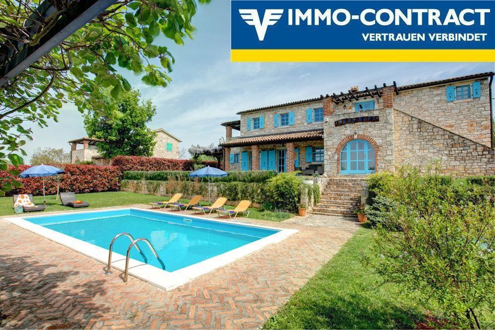 LIMSKI ZALJEV ,Herrliche Villa,,MAJA`` mit Pool /  / 52448Sveti Lovre? / Bild 14