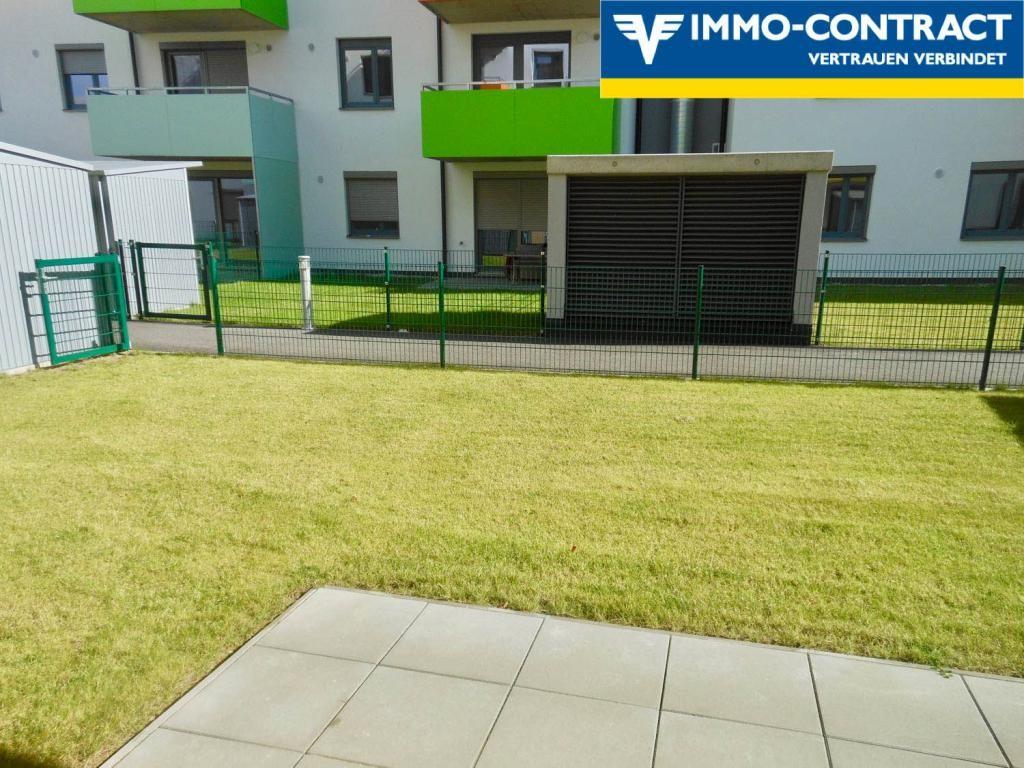 Neue Eigentumswohnung mit Garten. Erstbezug!!