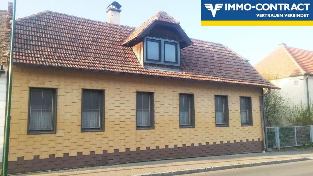 jpgcnt ---- Einfamilienhaus 9km von Horn! /  / 3580Horn / Bild 0