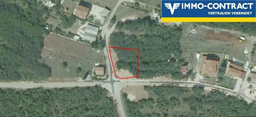 Istrien - Baugrundstück in der Nähe von Umag /  / 52470Murine / Bild 5