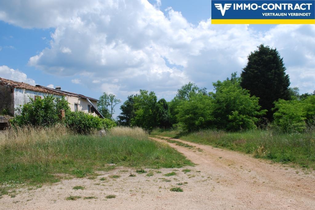 Istrien - Grundstück mit Meerblick und Projekt sucht Investor /  / 52474Karigador / Bild 3