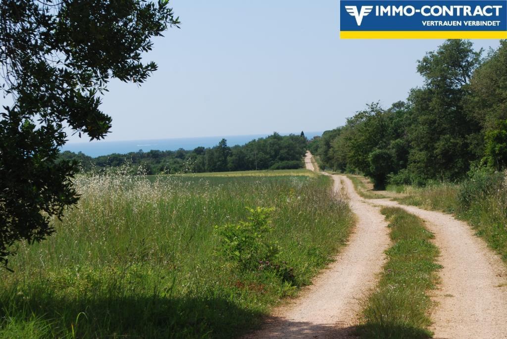 Istrien - Grundstück mit Meerblick und Projekt sucht Investor /  / 52474Karigador / Bild 5