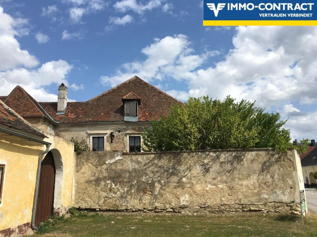 jpgcnt ---- Herrenhaus aus dem 13. Jahrhundert! /  / 3593Neupölla / Bild 4