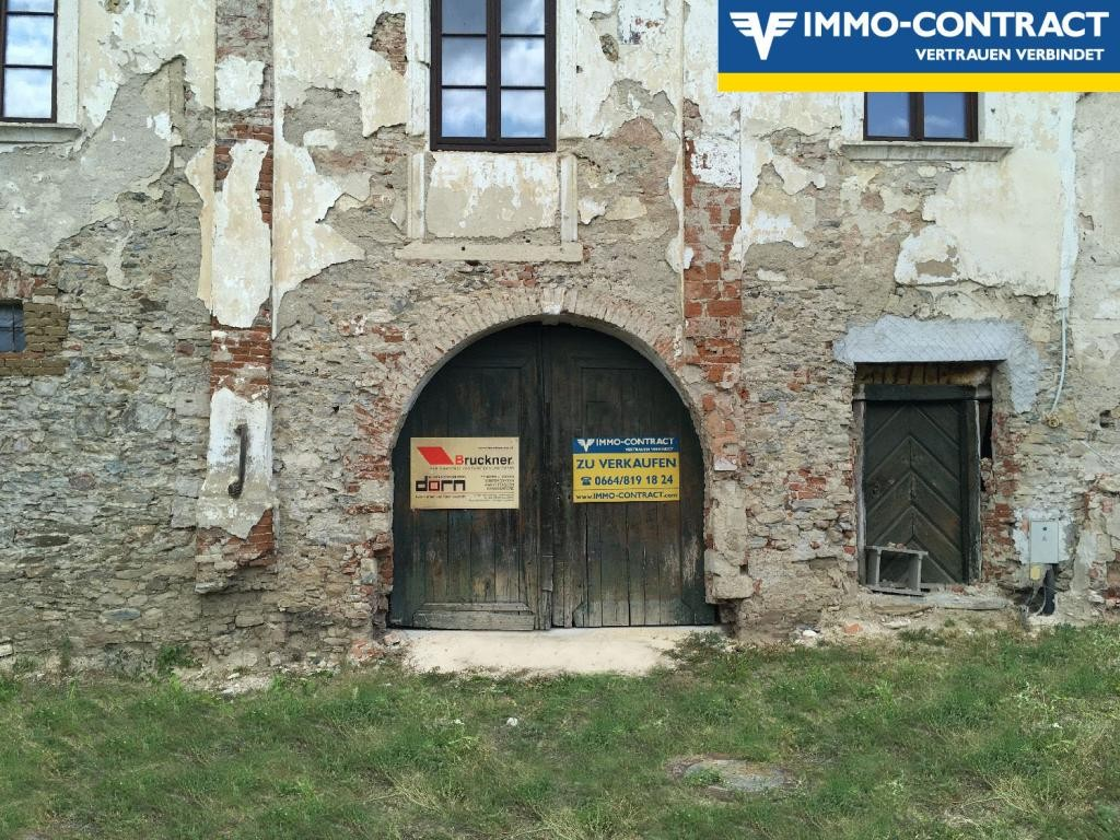 jpgcnt ---- Herrenhaus aus dem 13. Jahrhundert! /  / 3593Neupölla / Bild 14