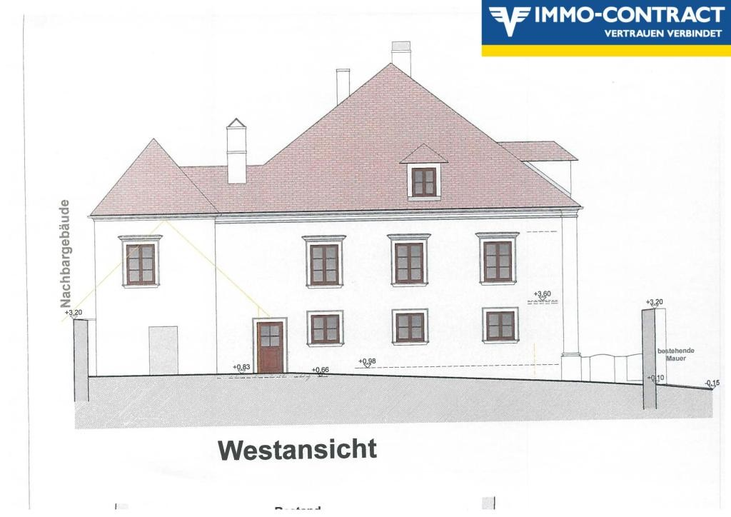 jpgcnt ---- Herrenhaus aus dem 13. Jahrhundert! /  / 3593Neupölla / Bild 18