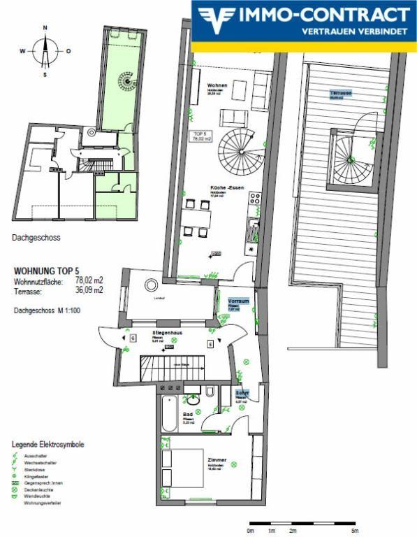 jpgcnt ---- Top moderne Dachterrassenwohnung! /  / 3100St. Pölten / Bild 0