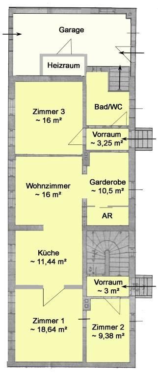Bürgerhaus unweit Neulengbacher Stadtzentrum /  / 3040Neulengbach / Bild 2