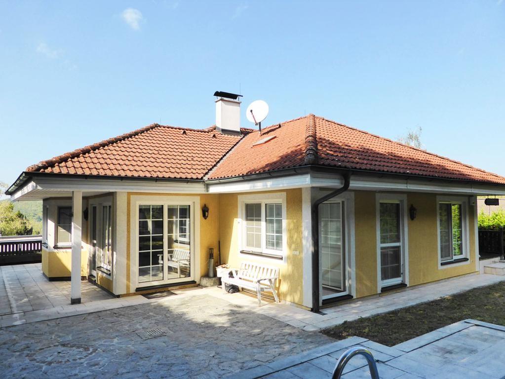 Tolles Einfamilienhaus mit uneinsehbarem Garten und vielen Extras /  / 3012Wolfsgraben / Bild 1