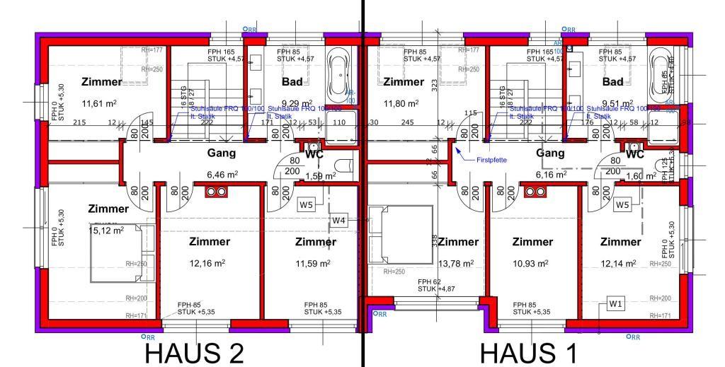 Doppelhaushälfte im Ortszentrum - ERSTBEZUG - PROVISIONSFREI /  / 2384Breitenfurt bei Wien / Bild 2