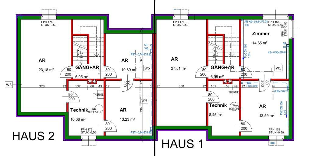 Doppelhaushälfte im Ortszentrum - ERSTBEZUG - PROVISIONSFREI /  / 2384Breitenfurt bei Wien / Bild 3