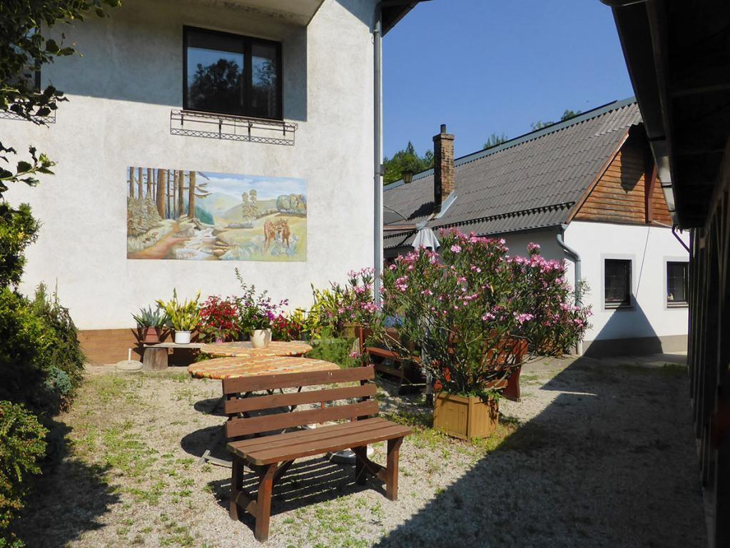 jpgcnt ---- RARITÄT! - Landwirtschaft mit Wohnhaus und privater Schutzhütte auf Waldlichtung in Wiennähe! /  / 3400Klosterneuburg / Bild 3