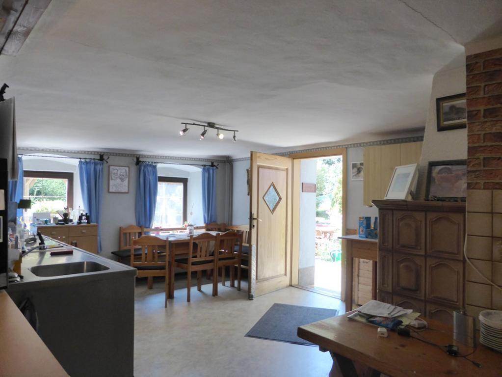 jpgcnt ---- RARITÄT! - Landwirtschaft mit Wohnhaus und privater Schutzhütte auf Waldlichtung in Wiennähe! /  / 3400Klosterneuburg / Bild 8
