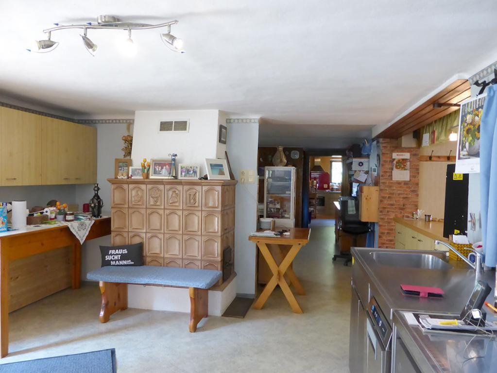 jpgcnt ---- RARITÄT! - Landwirtschaft mit Wohnhaus und privater Schutzhütte auf Waldlichtung in Wiennähe! /  / 3400Klosterneuburg / Bild 9