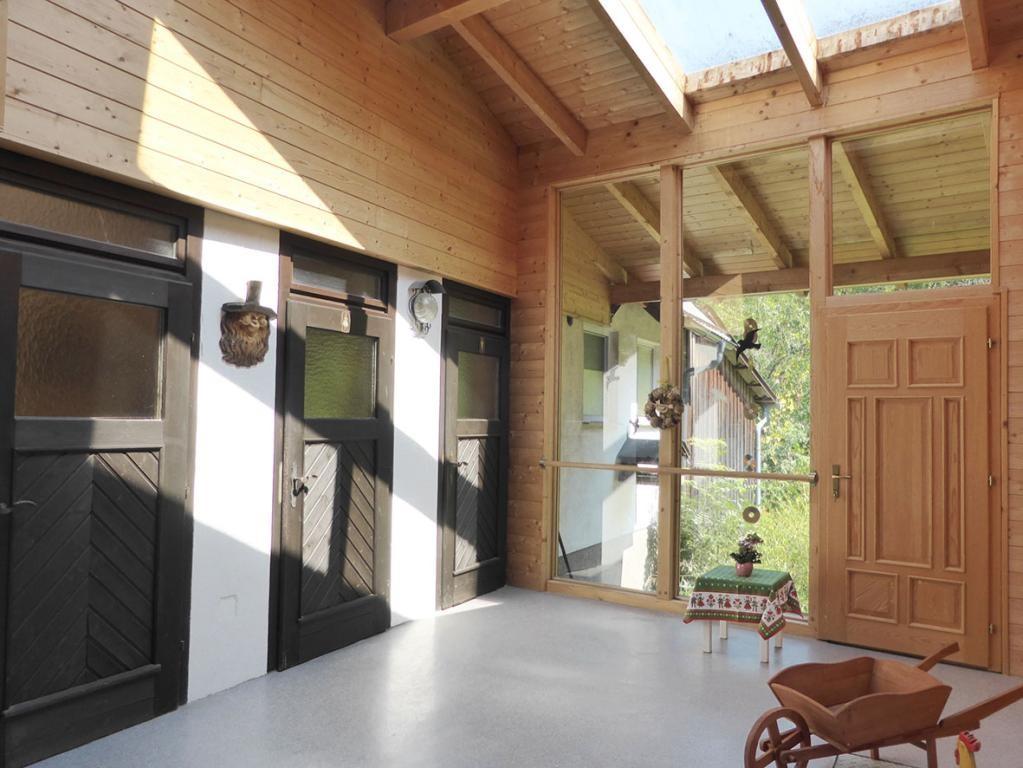 jpgcnt ---- RARITÄT! - Landwirtschaft mit Wohnhaus und privater Schutzhütte auf Waldlichtung in Wiennähe! /  / 3400Klosterneuburg / Bild 12