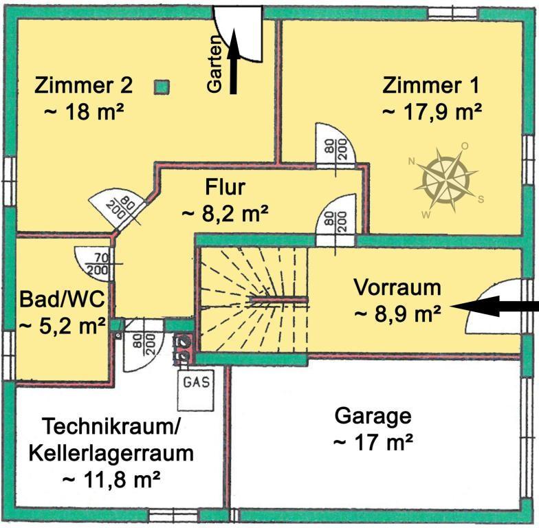 Idyllischer Wohnsitz mit unverbaubarem Fernblick /  / 3012Wolfsgraben / Bild 1