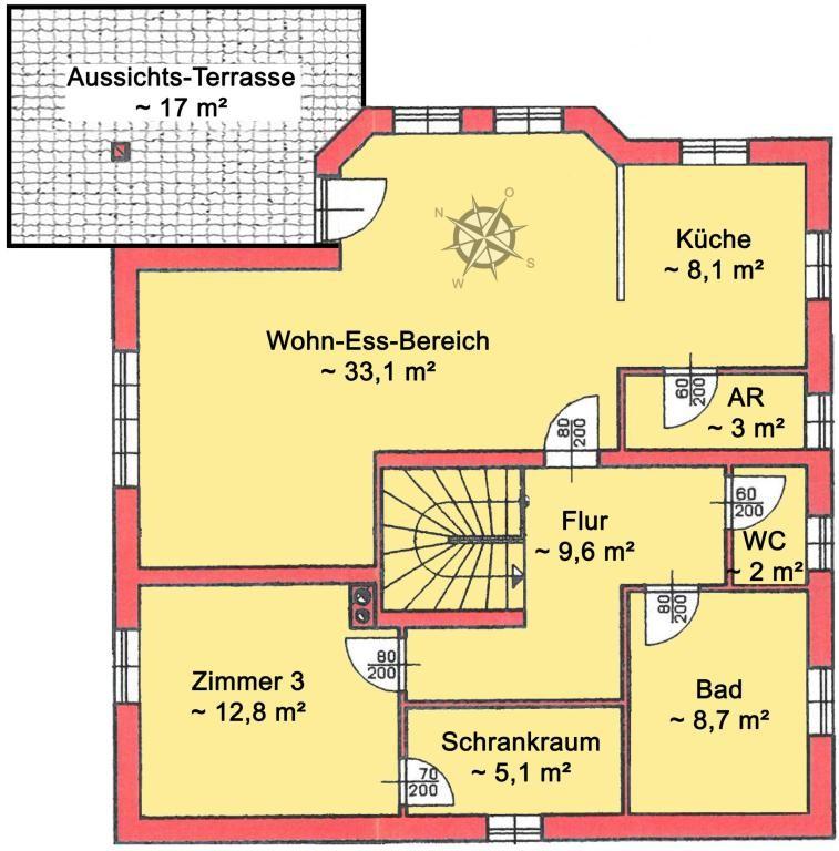 Idyllischer Wohnsitz mit unverbaubarem Fernblick /  / 3012Wolfsgraben / Bild 2