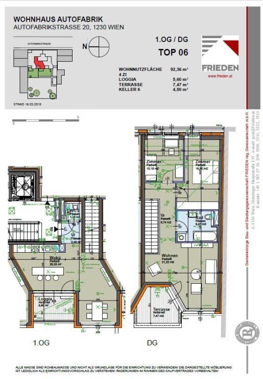 SMART LIESING - Moderne Eigentumswohnungen im Süden Wiens /  / 1230Wien / Bild 4