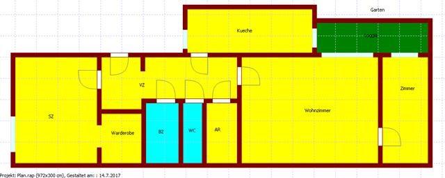 3-Zimmerwohnung in sehr ruhigen Lage mit Loggia /  / 1060Wien / Bild 0