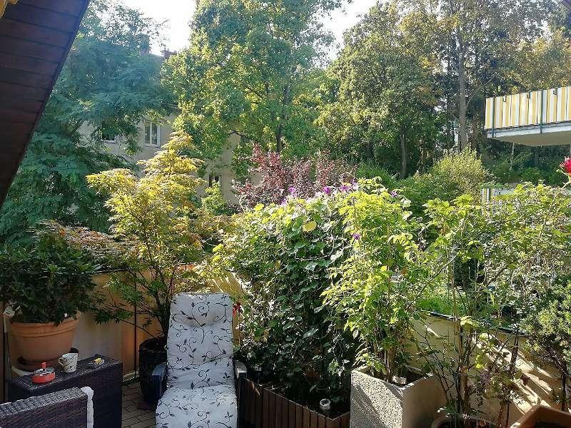 Zauberhafte DG Terrassenwohnung in vornehmster Döblinger Grünruhelage /  / 1190Wien / Bild 15