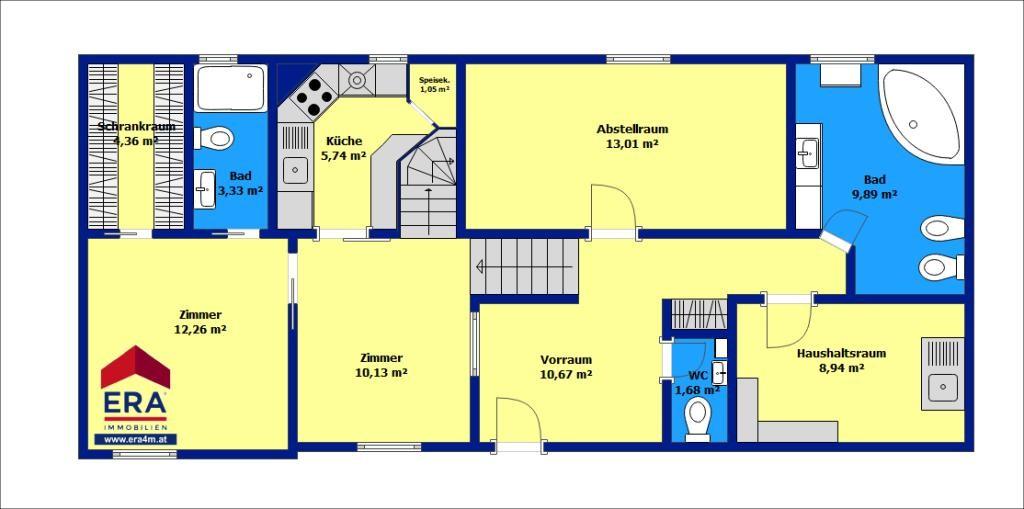 jpgcnt ---- Etagenwohnung in ruhiger und zentraler Lage in Mödling /  / 2340Mödling / Bild 7