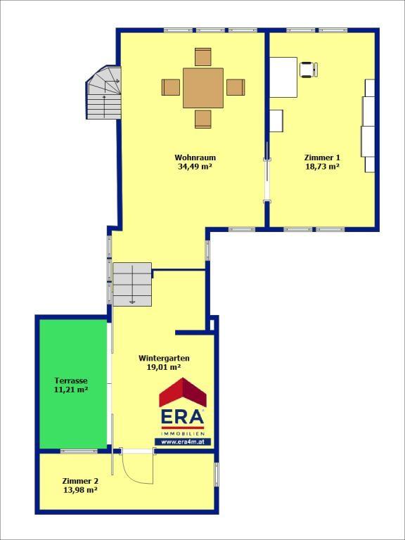 jpgcnt ---- Etagenwohnung in ruhiger und zentraler Lage in Mödling /  / 2340Mödling / Bild 8