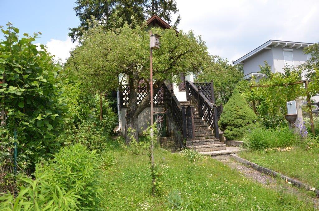 Kleingartenhaus auf schöner Parzelle am Wolfersberg /  / 1140Wien / Bild 0