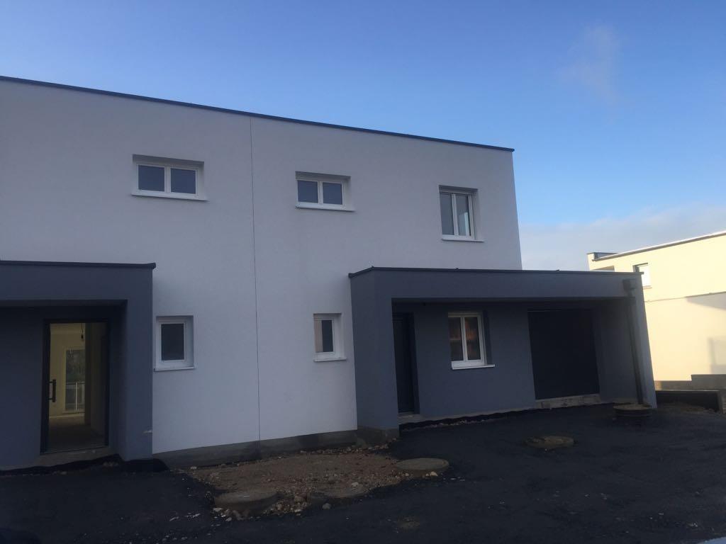 Doppelhausprojekt Sonnenpark Puchberg  2 Doppelhäuser zu verkaufen